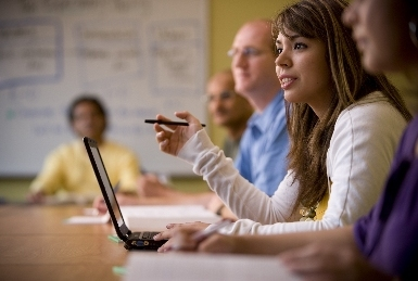 Professional associations for adult education