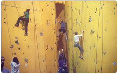 Photo of the Month: Gravity Climbing Gym