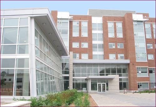 Mary E. Keyes Residence at McMaster University